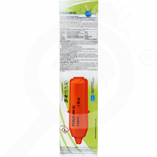 pl arysta lifescience fungicide pyrus 400 sc 20 ml - 1, small