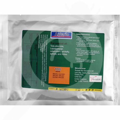 pl russell ipm insecticide crop antario 100 g - 1, small