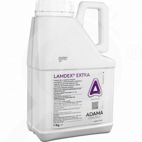 pl adama insecticide crop lamdex extra 1 kg - 1, small