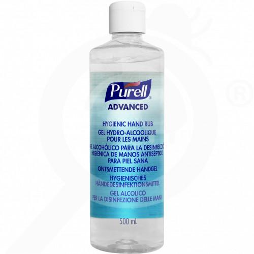 pl gojo disinfectant purell advanced 500 ml - 4, small