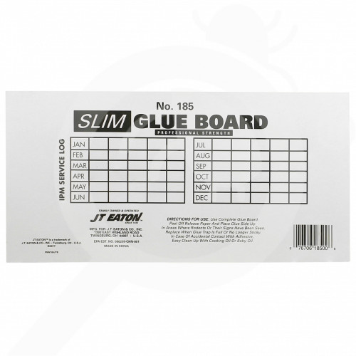 pl jt eaton adhesive plate slim glue board - 0, small