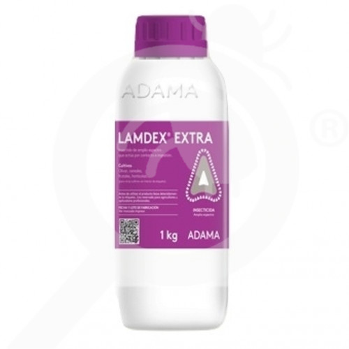 pl adama insecticide crop lamdex extra 1 kg - 0, small