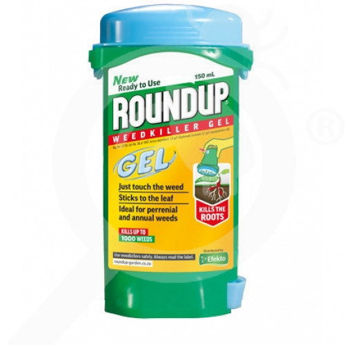 pl monsanto herbicide roundup gel 150 ml - 0, small