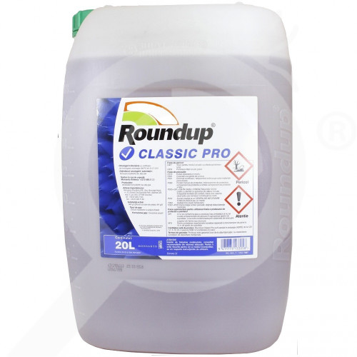 pl monsanto herbicide roundup classic pro 20 l - 0, small