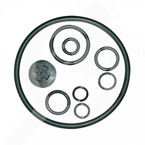 pl solo gasket set viton 456 457 458 49577 - 0, small