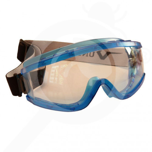 pl univet safety equipment blue indirect glasses - 1, small