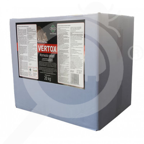 pl pelgar rodenticide vertox pellet 20 kg - 0, small
