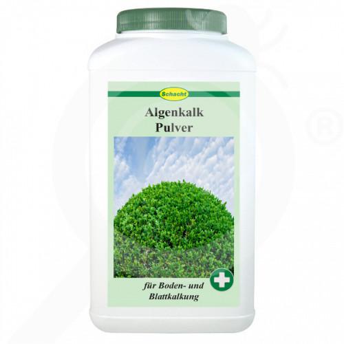 pl schacht fertilizer algae lime powder 1 75 kg - 0