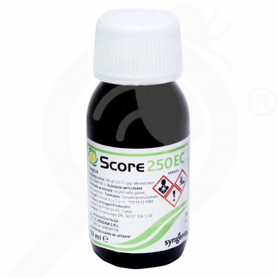 uk syngenta fungicide score 250 ec 50 ml - 0