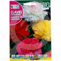 uk rocalba seed carnations gigante mejorado variado 1 g - 0, small