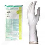 uk b braun gloves vasco surgical powdered 6 5 2 p - 0, small
