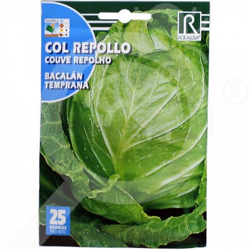 uk rocalba seed cabbage balcan temprana 25 g - 0, small