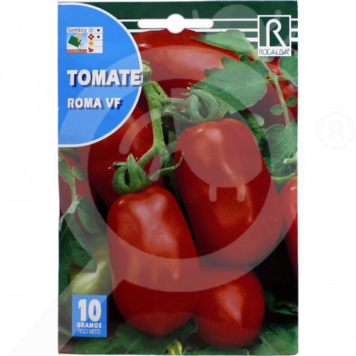 uk rocalba seed tomatoes roma vf 100 g - 0, small
