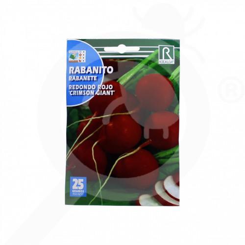 uk rocalba seed radish rojo crimson giant 100 g - 0, small