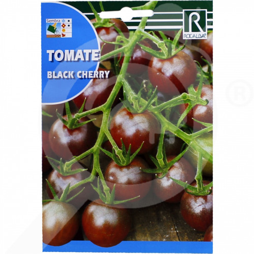 uk rocalba seed tomatoes black cherry 0 1 g - 0, small