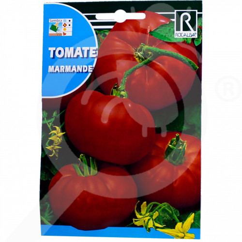 uk rocalba seed tomatoes marmande 1 g - 0, small