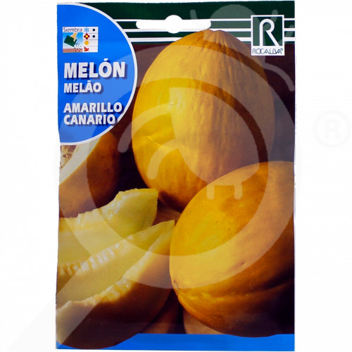 uk rocalba seed cantaloupe amarillo canario 10 g - 0, small