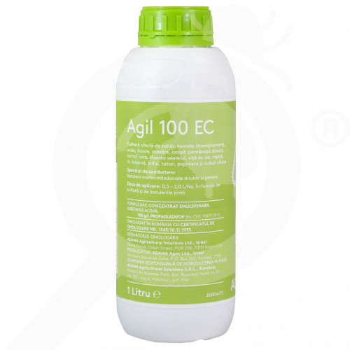 uk adama herbicide agil 100 ec 1 l - 0, small