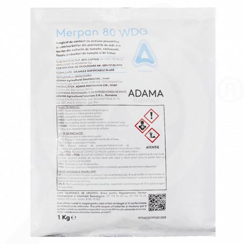 uk adama fungicide merpan 80 wdg 1 kg - 0, small