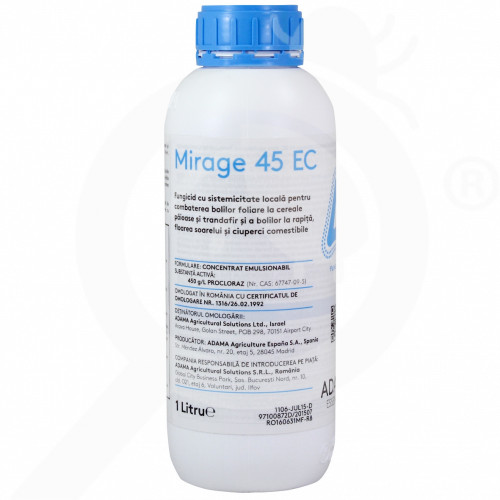 uk adama fungicide mirage 45 ec 1 l - 0, small