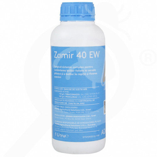 uk adama fungicide zamir 40 ew 1 l - 0, small