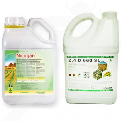 uk adama herbicide nicogan 40 sc 15 l 2 4 d 660 sl 10 l roll 1 l - 0, small