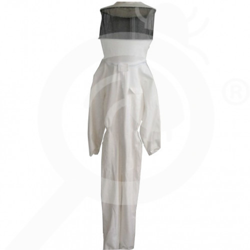 uk eu safety equipment af beekeeper coverall xl - 0, small
