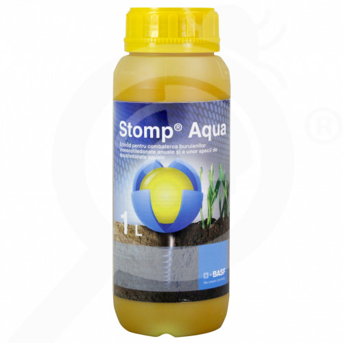 uk basf herbicide stomp aqua 1 l - 0, small
