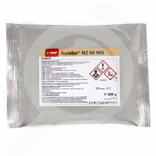 uk basf fungicide acrobat mz 69 wg 200 g - 0, small