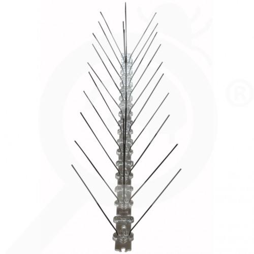 uk eu repellent bird spikes 60 polix 3 rows - 0, small