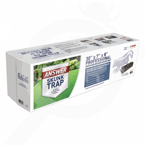 uk jt eaton trap answer trap for skunks - 1, small
