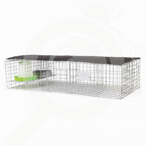 uk bird x trap pigeon trap accessories included 89x41x20 cm - 2, small