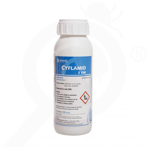 uk nippon soda fungicide cyflamid 5 ew 1 l - 0, small