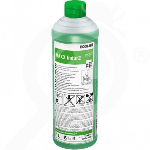 uk ecolab detergent maxx2 indur 1 l - 0, small