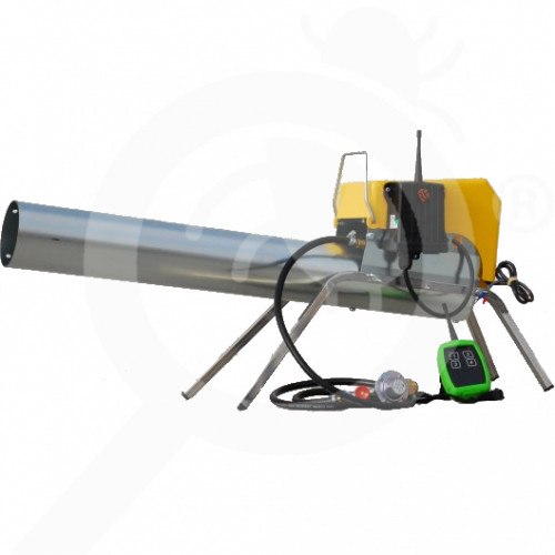 uk eu repellent zon el08 radio command bird repellent 200 m - 1, small