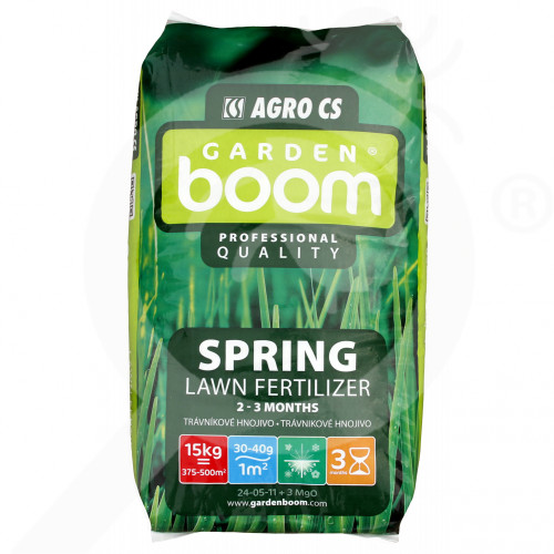 uk garden boom fertilizer spring 25 05 12 3mgo 15 kg - 0, small