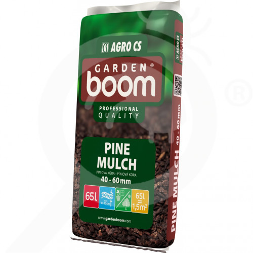 uk agro cs fertilizer garden boom pine mulch 39x65 l - 0, small
