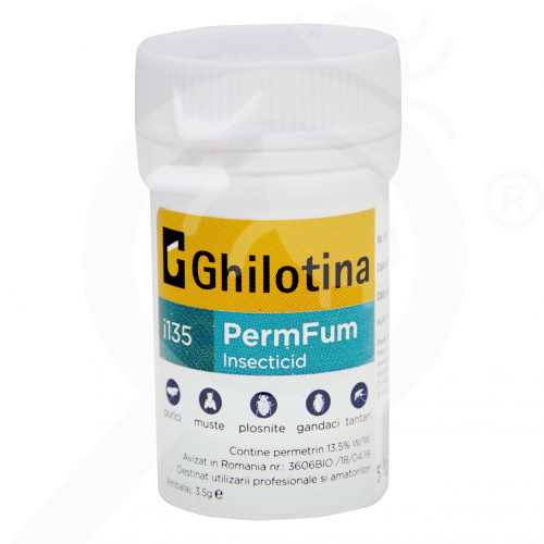 uk ghilotina insecticide i135 permfum mini 3 5 g - 0, small