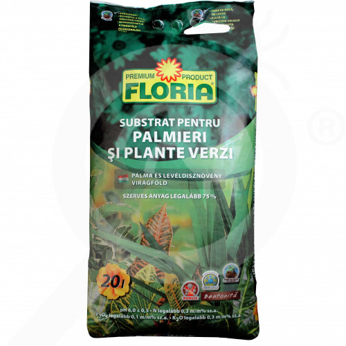 uk agro cs substrate palm green plants substrate 20 l - 0, small