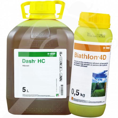 uk basf herbicide biathlon 4d 500 g dash 10 l - 1, small