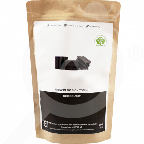 uk futura trap nara block choco nut 1 kg - 0, small