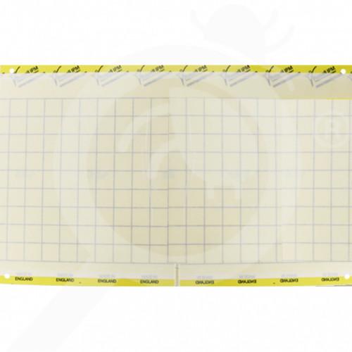 uk russell ipm adhesive trap impact yellow 40 x 25 cm - 0, small