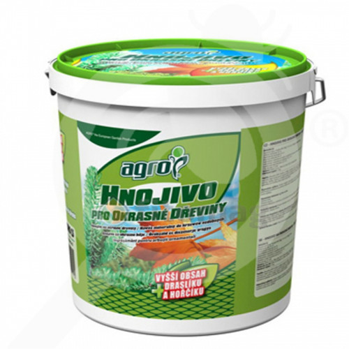 uk agro cs fertilizer decorative shrub 3 kg - 0, small