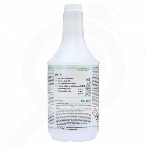 uk prisman disinfectant innocid spray rsd i 70 1 l - 0, small