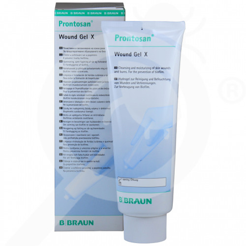 uk b braun disinfectant prontosan gel x 250 g - 0, small