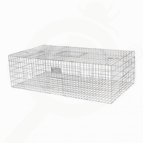 uk bird x trap pigeon trap collapsable 61x30x20 cm - 1, small