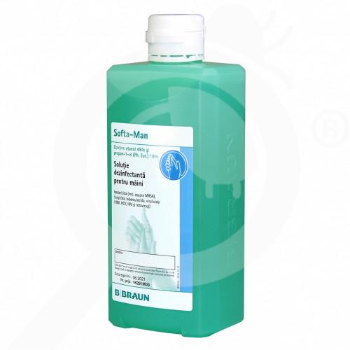 uk b braun disinfectant softa man 500 ml - 0, small