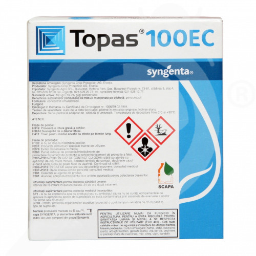 uk syngenta fungicide topas 100 ec 20 ml - 0, small