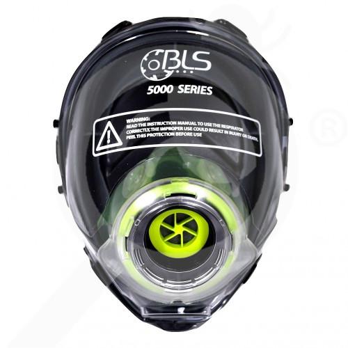 uk bls safety equipment 5150 full face mask - 0