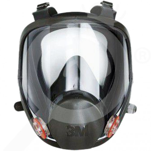 uk 3m safety equipment 6800 integrated mask - 0